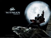 <em>CLASSIC:</em> Hitman poster