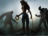 Injustice: Gods Among Us poster