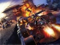 Jak X: Combat Racing poster