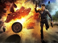 Just Cause poster