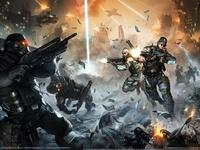 Killzone: Mercenary poster