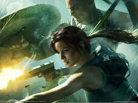 Lara Croft and the Guardian of Light poster #2293