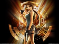 Lara Croft Tomb Raider: Anniversary poster