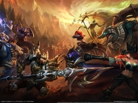 League of Legends poster