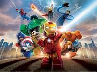 LEGO Marvel Super Heroes poster