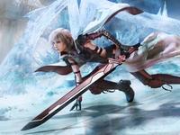 Lightning Returns: Final Fantasy XIII poster
