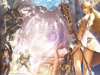 Lineage 2: The Chaotic Chronicle poster