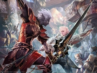 Lineage 2: The Chaotic Throne poster