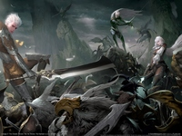 Lineage 2: The Chaotic Throne: The 1st Throne: The Kamael poster