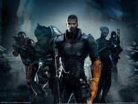 Mass Effect 3 poster