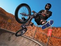 Mat Hoffman's Pro BMX 2 poster