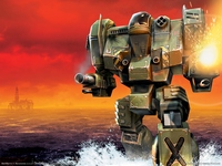 MechWarrior 4: Mercenaries poster