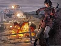Mercenaries poster