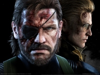 Metal Gear Solid: Ground Zeroes poster