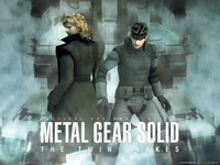 Metal Gear Solid: The Twin Snakes poster