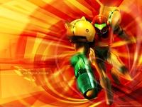 Metroid Prime poster