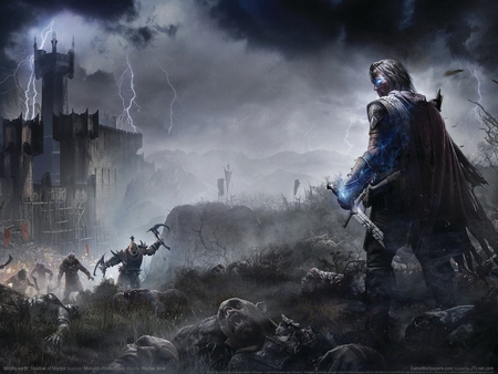 Middle-earth: Shadow of Mordor poster #2572