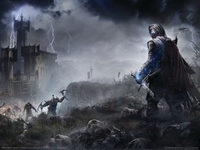 Middle-earth: Shadow of Mordor poster
