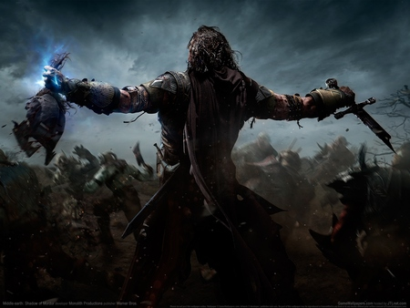 Middle-earth: Shadow of Mordor poster #2573