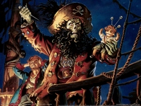 Monkey Island 2: LeChuck's Revenge - Special Edition poster