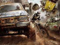 MotorStorm poster