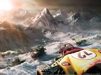 MotorStorm: Arctic Edge poster