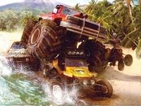 MotorStorm: Pacific Rift poster
