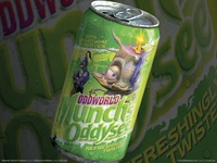 Munch's Oddysee poster