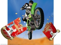MX 2002 featuring Ricky Carmichael poster