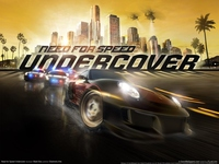 Need for Speed Undercover poster