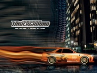 Need for Speed Underground poster