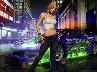 Need for Speed Underground poster