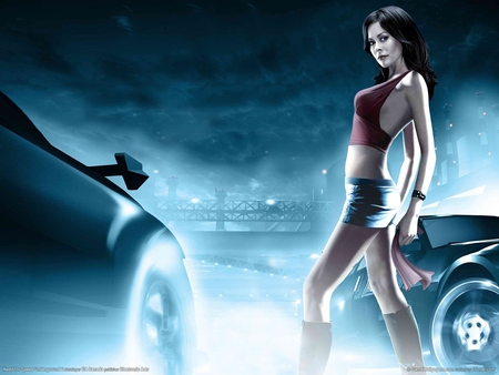 Need for Speed Underground 2 poster #2719