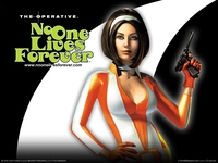 No One Lives Forever poster