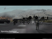 Operation Flashpoint poster