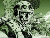 Original War poster