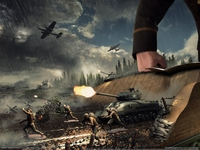 Panzer General Online poster