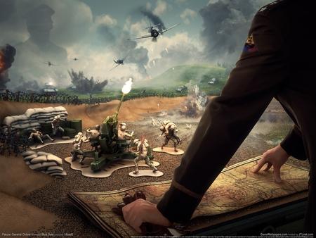 Panzer General Online poster #2861