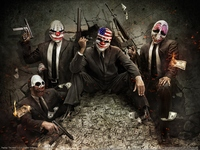 PayDay: The Heist poster