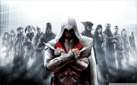 Assassin's Creed Brotherhood poster