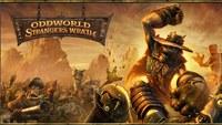 Oddworld Stranger's Wrath poster