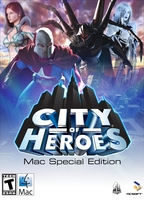 City of Heroes poster