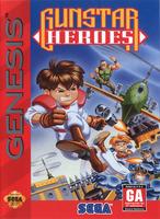 3D Gunstar Heroes poster