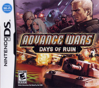 Advance Wars Days of Ruin poster