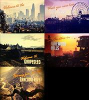 Grand Theft Auto 5 poster