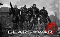 Gears of War poster