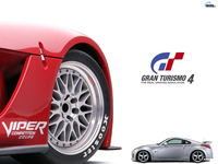 Gran Turismo 4 poster