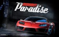 Burnout Paradise poster