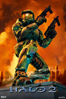 Halo 2 poster