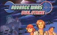 Advance Wars Dual Strike poster